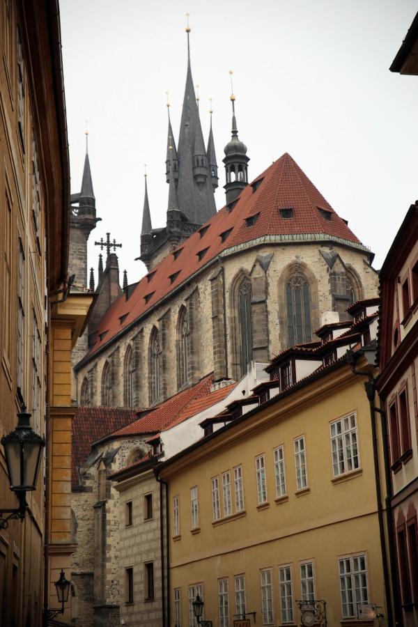 Old town Praha