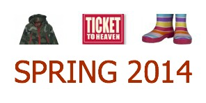 Ticket to Heaven Spring2014
