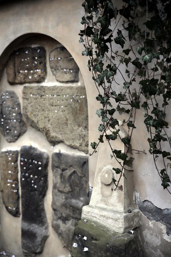 juutalaisten hautausmaa prahassa
