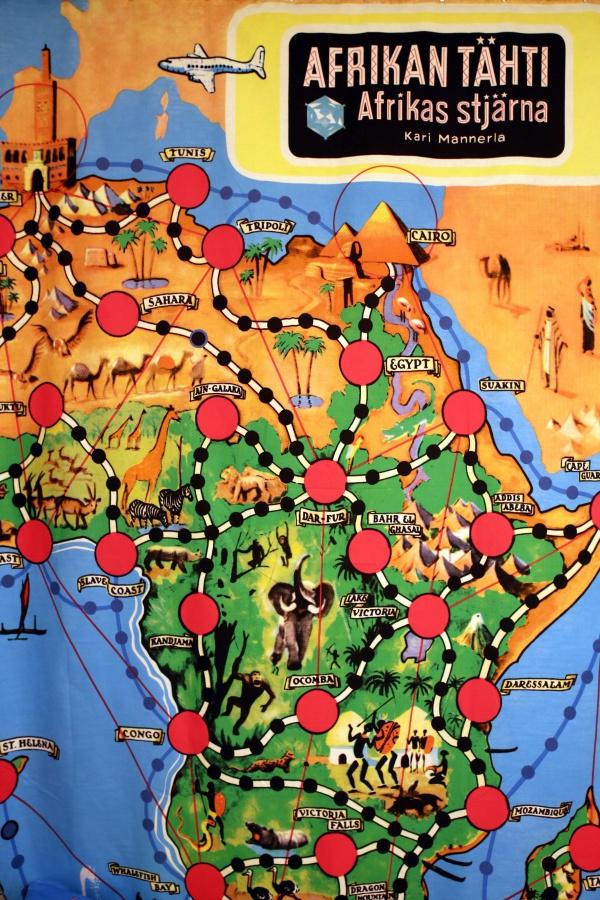afrikan tahti pussilakana lautapeli AFRIKAN TÄHTI