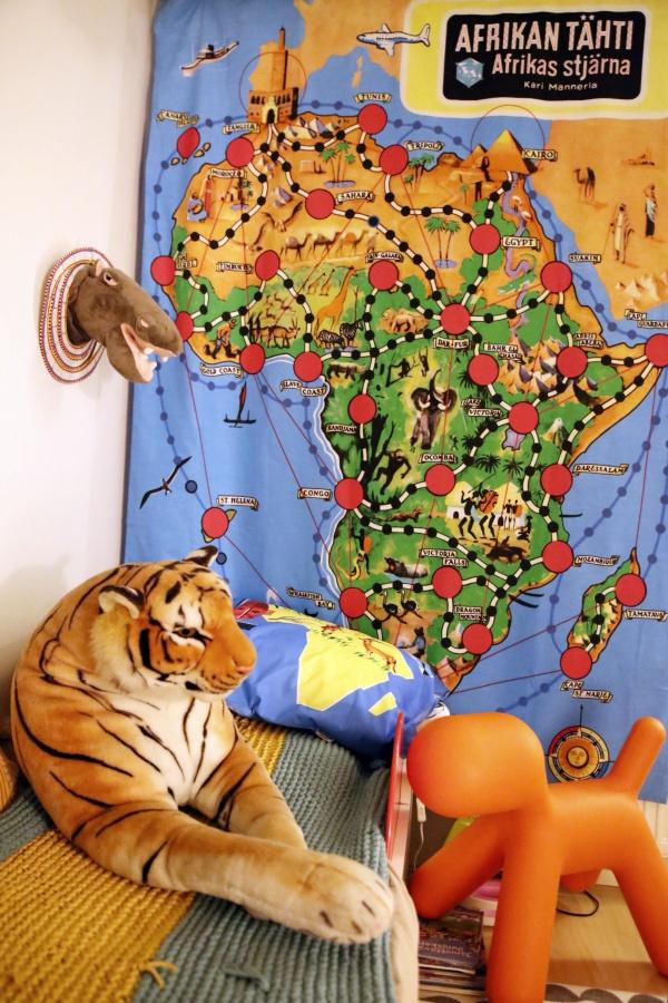 afrikan tahti AFRIKAN TÄHTI