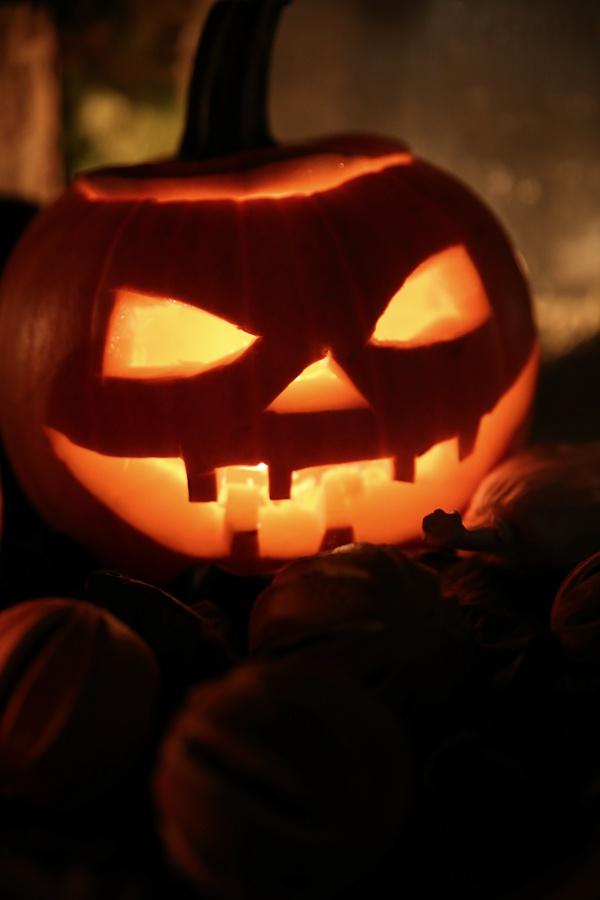 halloween kurpitsa oranssi KURPITSAN VÄKERRYSTÄ