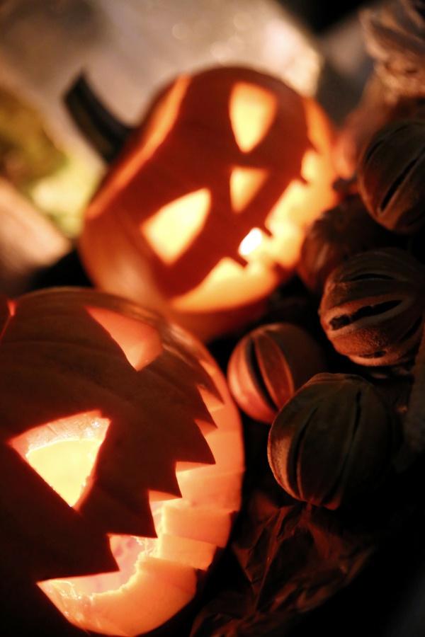 halloween KURPITSAN VÄKERRYSTÄ