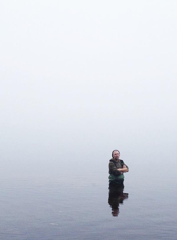 mies veden varassa MIES JÄRVESÄ