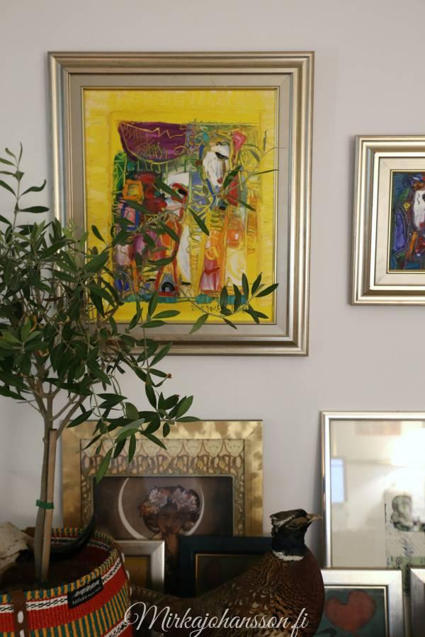Koti oliivipuu