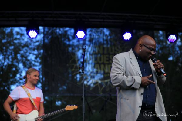 Wentusfest Barrence Whitfield