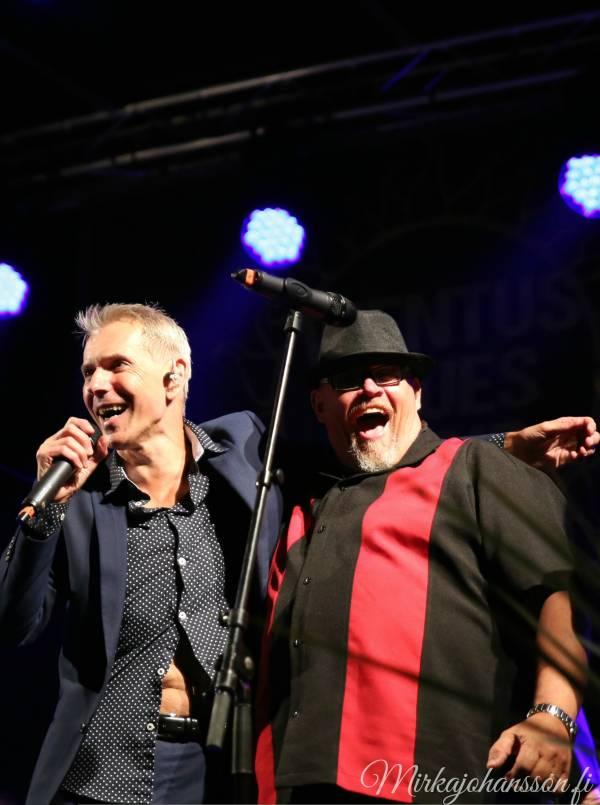 Wentusfest Robert Kane and Antti