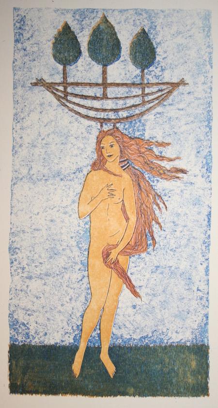 Venus ja kolme toivomuspuuta