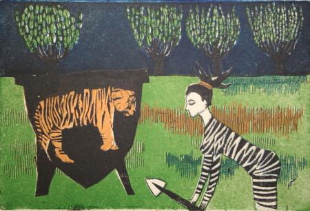 Tiikerin malja