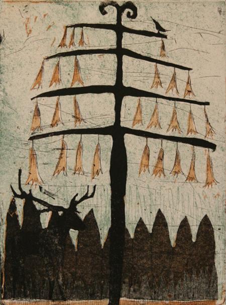 Pasuunakukka puu